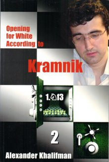 Opening for White according to Kramnik 1.f3 Vol. 2 - Chess Stars