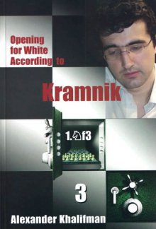 Opening for White according to Kramnik 1.f3 Vol. 3 - Chess Stars