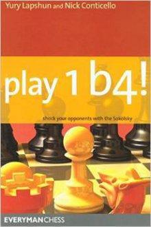 Play 1 b4! - Everyman Chess