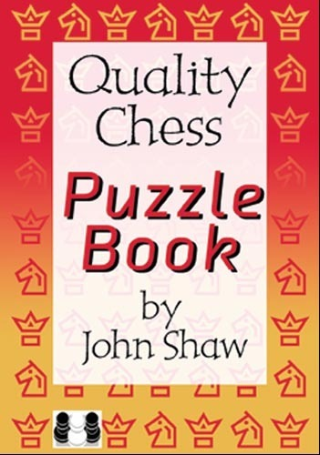 Quality Chess Puzzle Book - Quality Chess