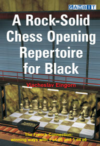 Rock Solid chess Opening repertoire for black - Ed. Gambit