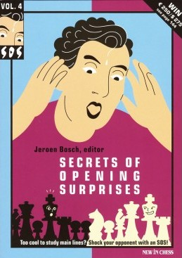 SOS Secrets of Opening Surprises Vol. 4 - New in Chess
