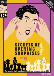 SOS Secrets of Opening Surprises Vol. 6 - New in Chess