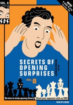 SOS Secrets of Opening Surprises Vol. 8 - New in Chess