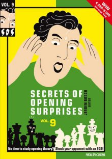 SOS Secrets of Opening Surprises Vol. 9 - New in Chess