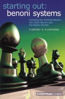 Starting Out: Benoni Systems - Everyman Chess