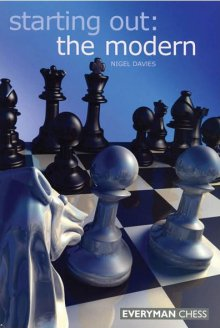 Starting Out: The modern - Everyman Chess