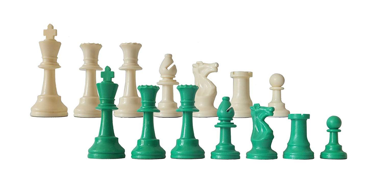 Set de piezas colo verde y blanco width=