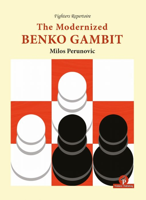 Modernized Benko Gambit - Thinkers Publishing