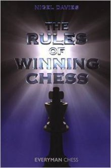 The rules of Winning Chess - Everyman Chess