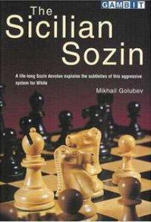 The Sicilian Sozin - Ed. Gambit
