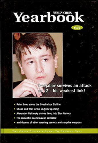 Yearbook 65 - New in Chess