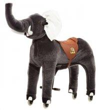 Elefante Sultán mediano