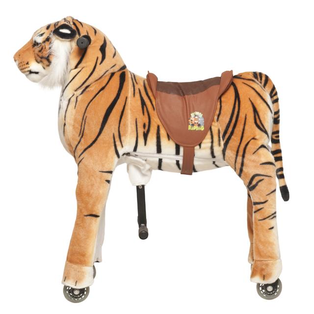 Tigre Shirkan Mediano Profesional - vista lateral
