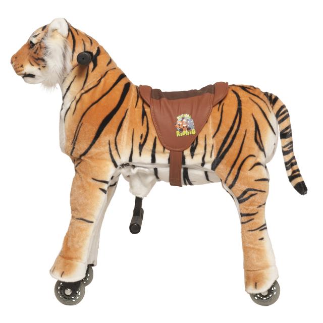 Tigre Shirkan Pequeño - vista lateral