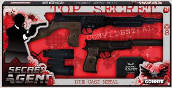 pistola 8 tiros