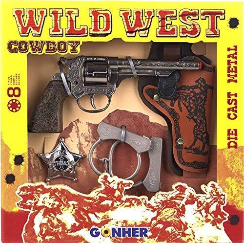 Estuche Cowboy 8 Tiros