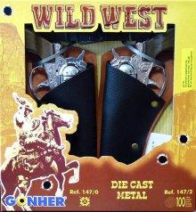 Estuche Far West Double Pistol