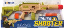 Rifle de asalto Paper Shooter