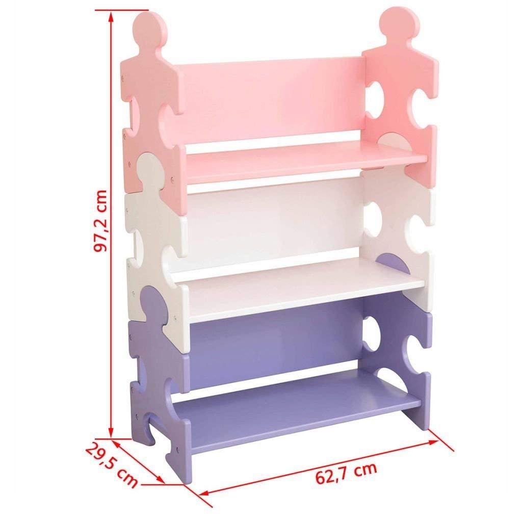 Comprar estanteria colores pastel