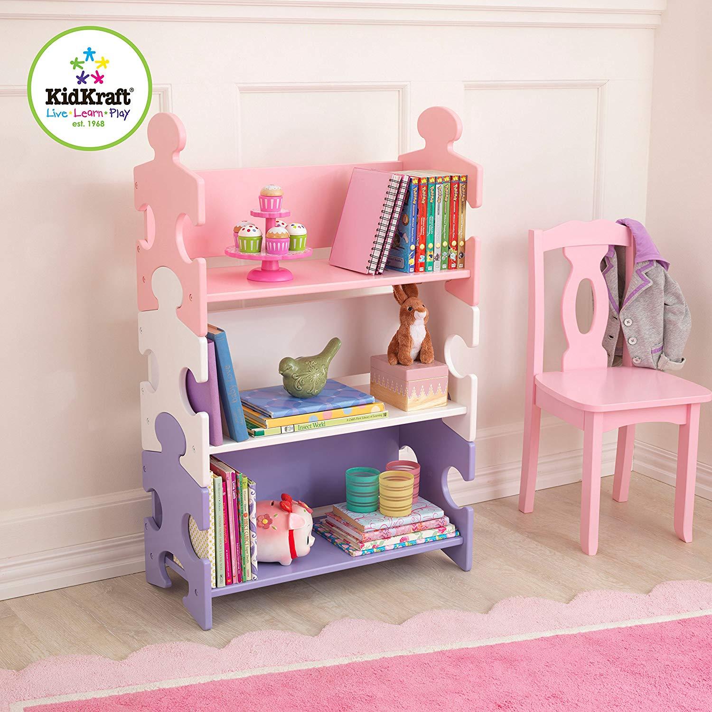 Comprar estanteria rosa inantil width=