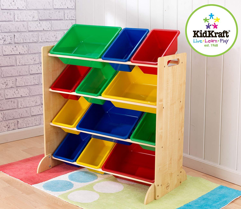 Comprar estanteria almacenaje infantil colores width=