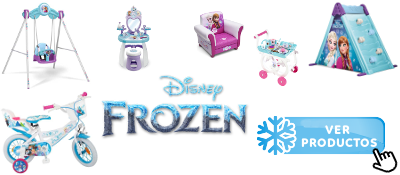 Juguetes Frozen en Inforchess