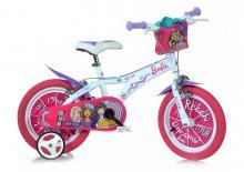 Bicicleta barbie 14 pulgadas