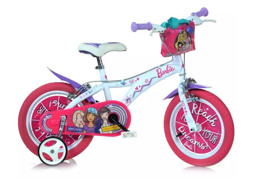 Bicicleta barbie 16 pulgadas