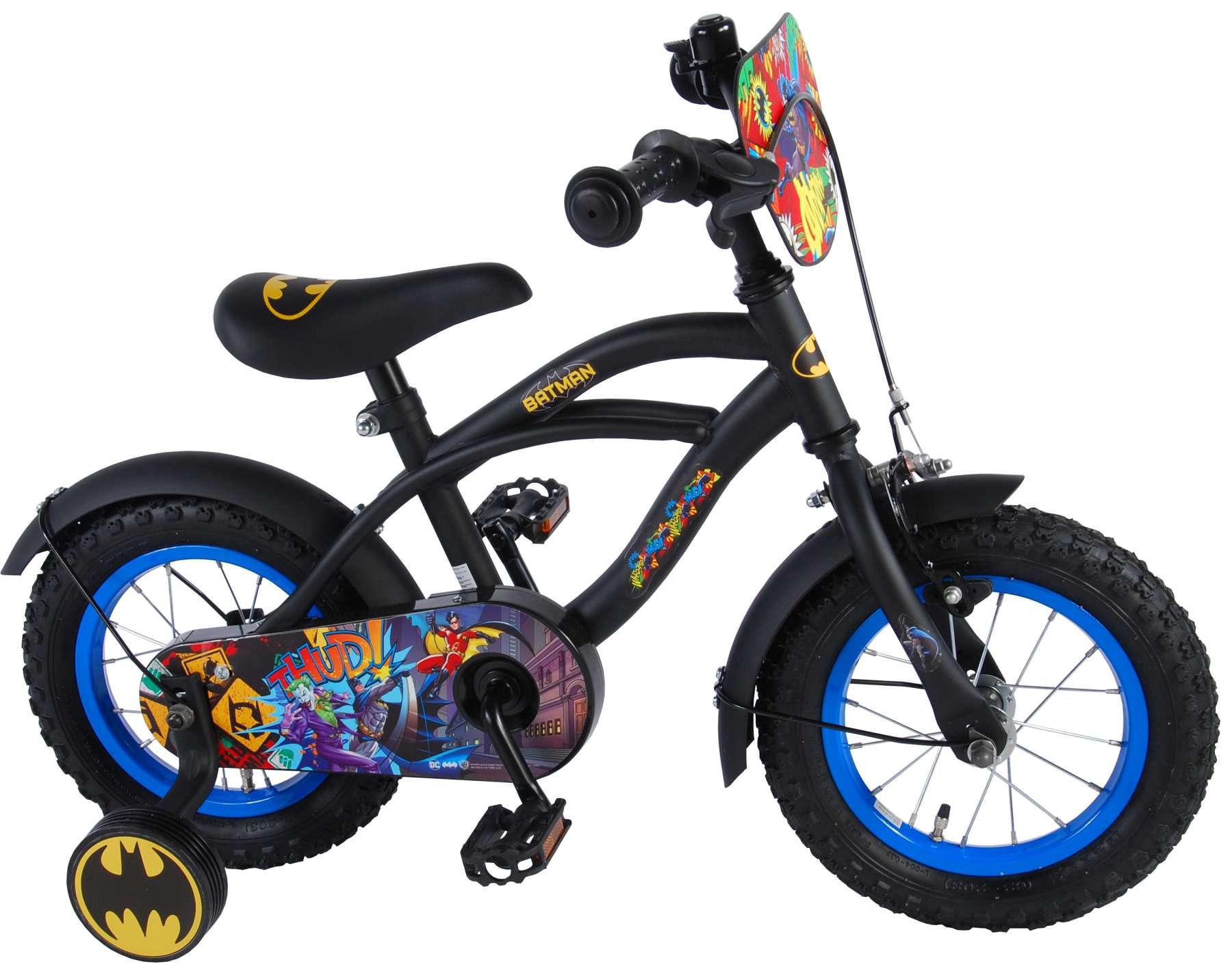 Bicicleta Batman 16 Pulgadas