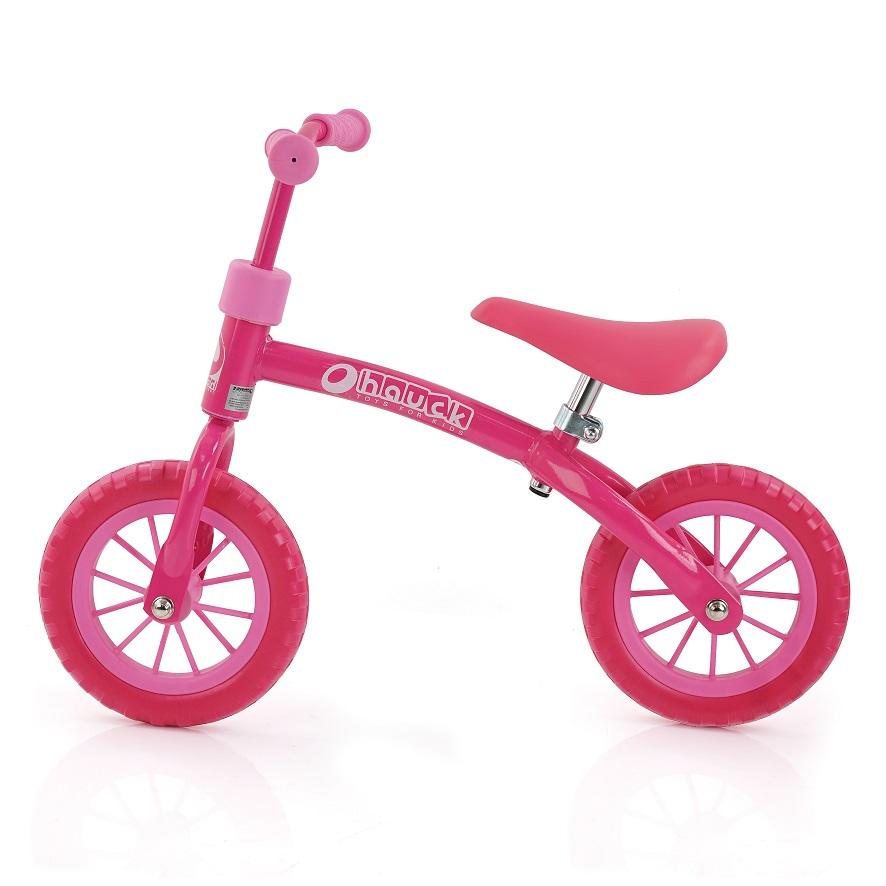 Bicicleta Evolutiva Bubble Pink - vista lateral