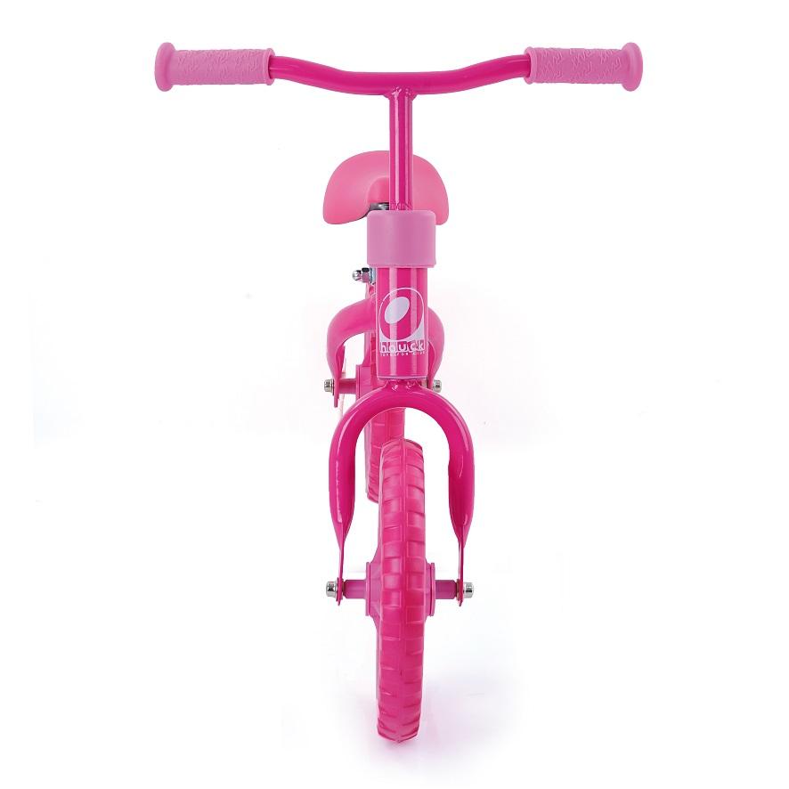 Bicicleta Evolutiva Bubble Pink - vista frontal