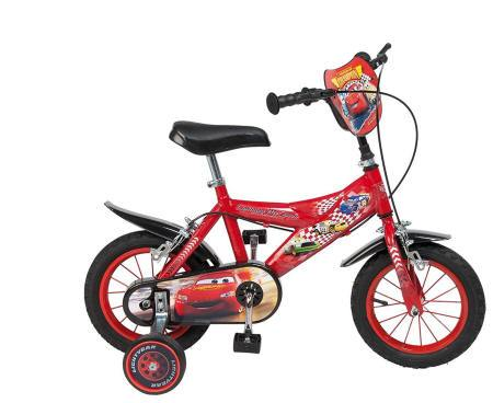 BICICLETA DISNEY CARS 14