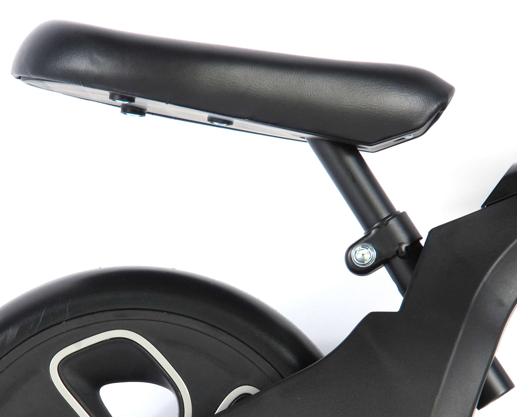 Bicicleta evolutiva QPlay Balance 10 pulgadas Roja - sillín