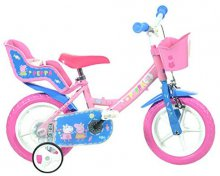 Bicicleta peppa pig 12 pulgadas