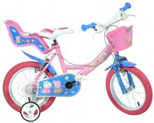 Bicicleta Peppa Pig 14 pulgadas