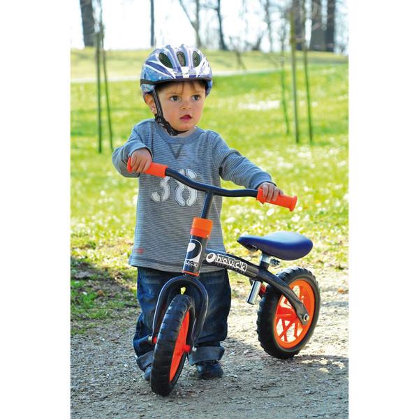 Bicicleta Evolutiva Techno Navy con niño