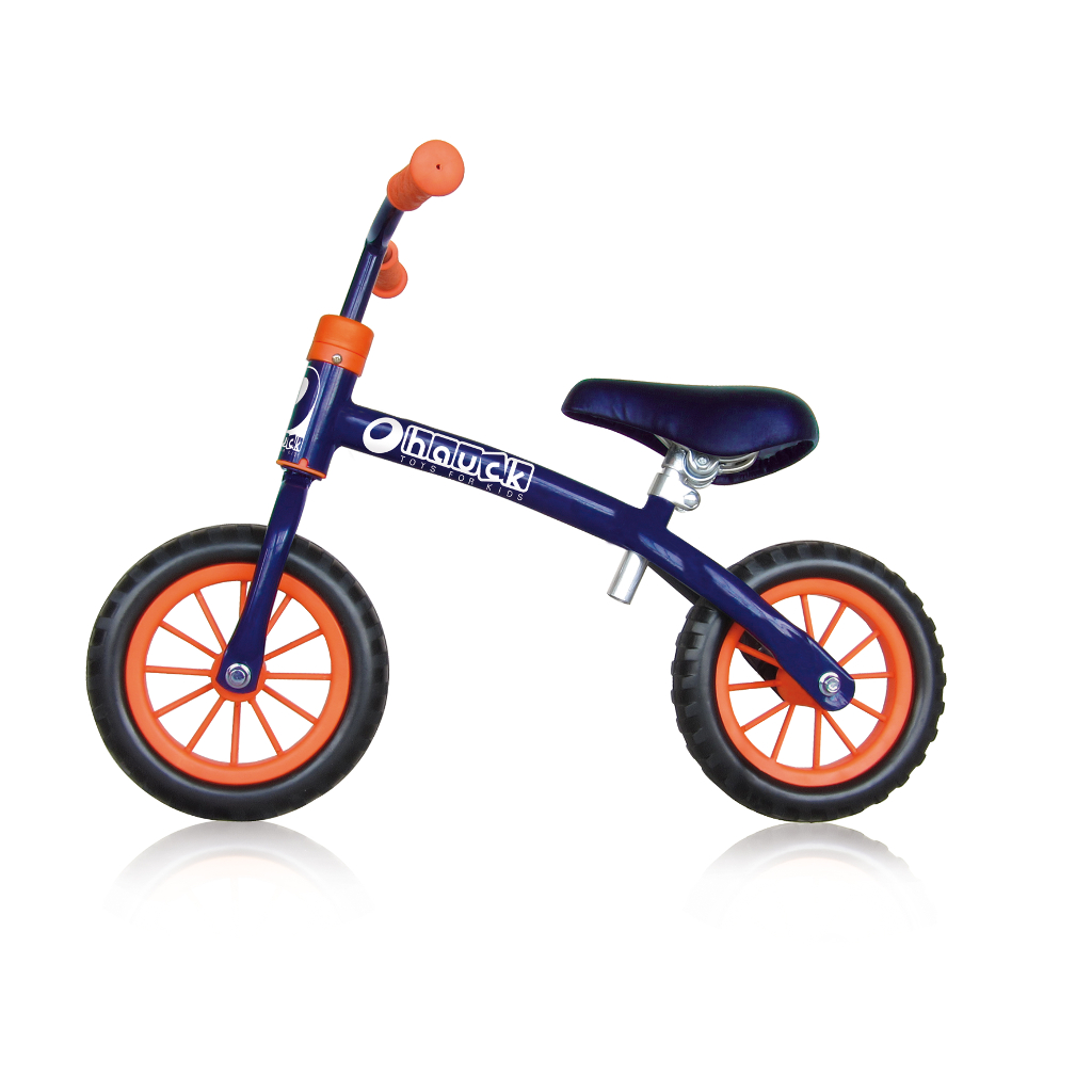 Bicicleta Evolutiva Techno Navy Lateral
