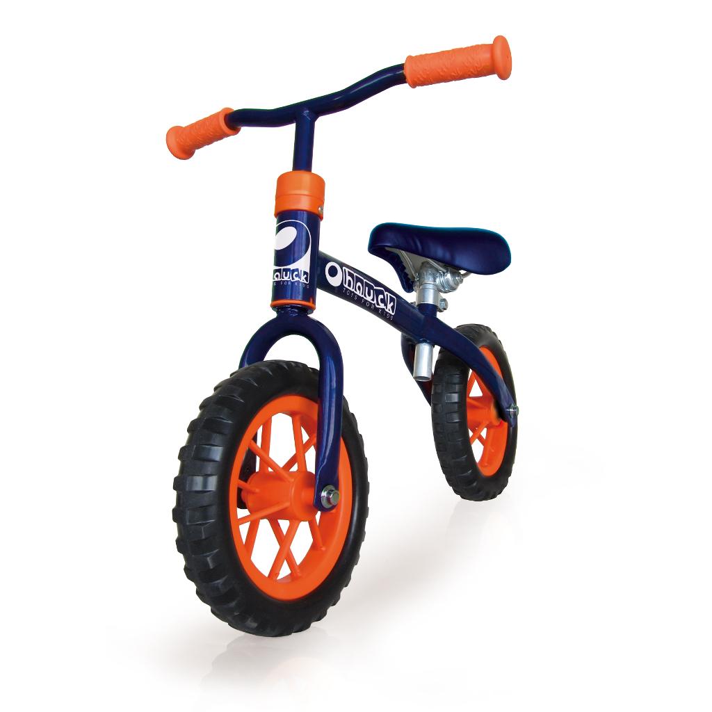 Bicicleta Evolutiva Techno Navy izquierda