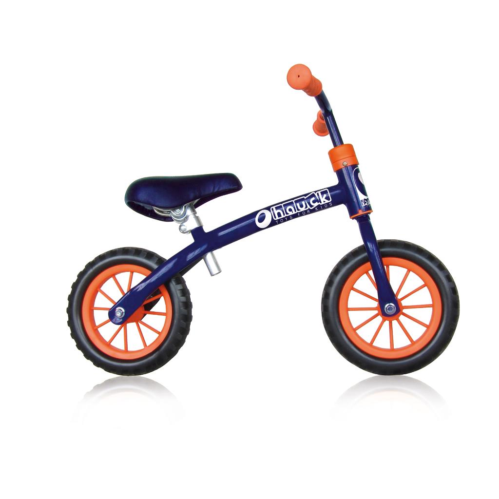 Bicicleta Evolutiva Techno Navy lateral inverso