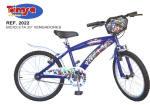 Bicicleta Los vengadores 20 pulgadas