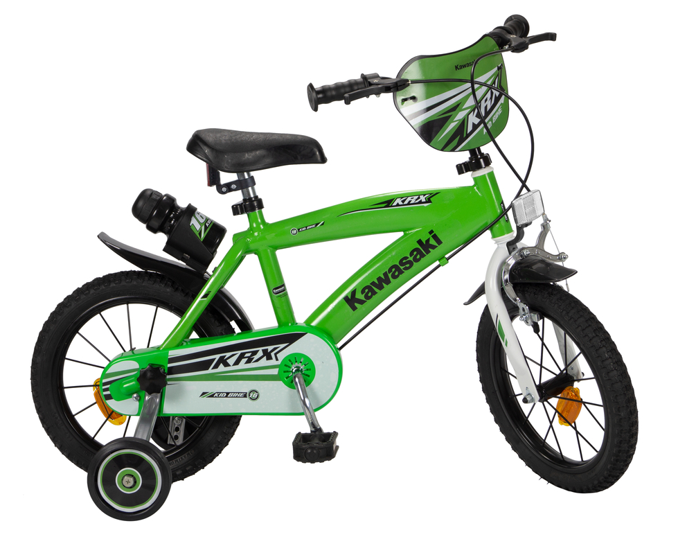 Bicicleta Kawasaki KRX 14 pulgadas