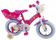 Bicicleta Minnie Bow-Tique 12 pulgadas