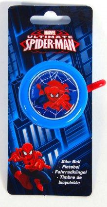 Timbre de bicicleta Spiderman