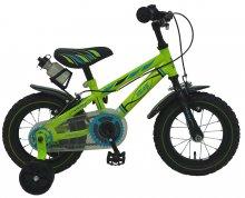 Bicicleta Volare 12 Pulgadas Verde electrica