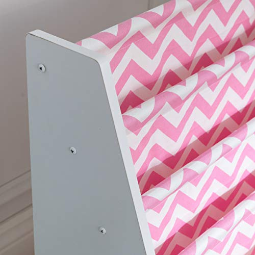 Comprar estanteria rosa blanca infantil width=
