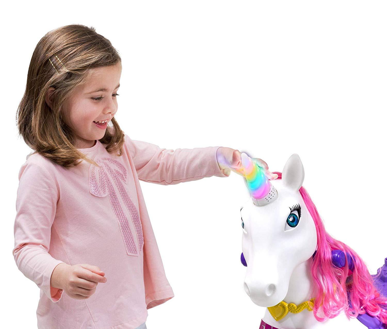 caballo electrico para niños
