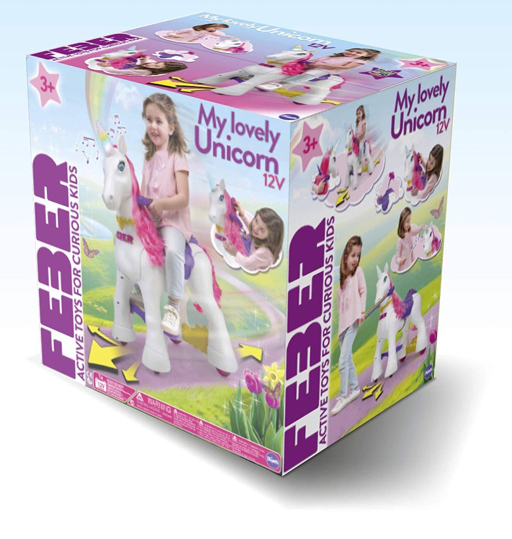 caja unicornio electrico inforchess