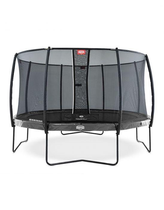 Comprar cama elastica elite red 380 gris