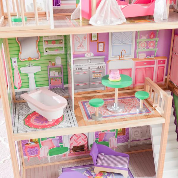 Kidkraft Casa De Muñecas Ava 65900 - baño